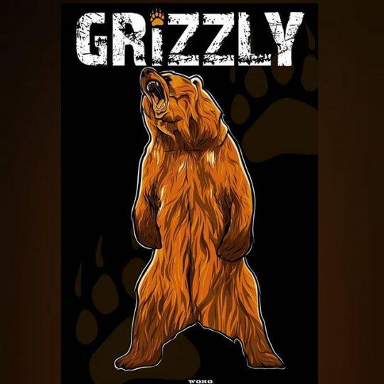 Grizzly Manwith Passion Paweł Worobiej WORO