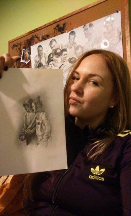 Małgorzata Rauczyńska - Paweł WOROBIEJ WORO, Manwith Passion