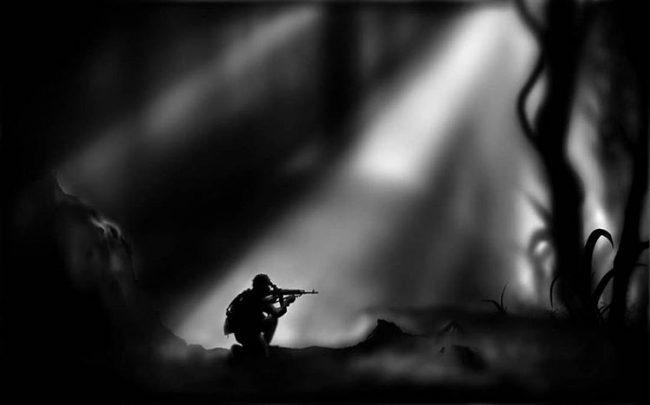 desant, wojsko, żołnierz - manwith passion Paweł WORO Worobiej