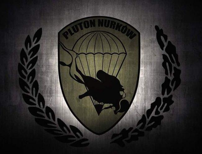 Logo – Pluton nurków Manwith Passion Paweł WORO Worobiej