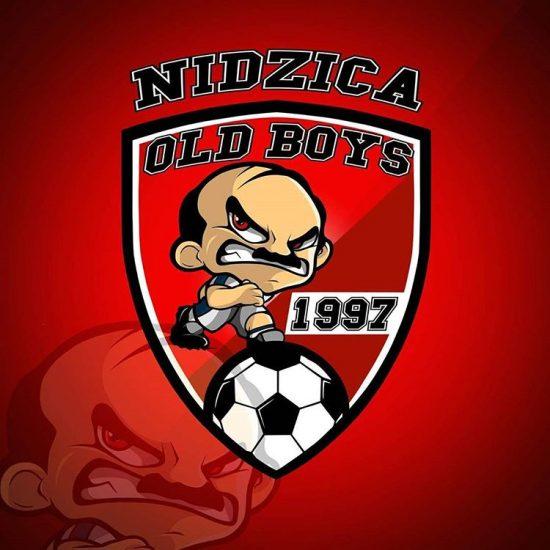old boys Nidzica - Manwith Passion Paweł Worobiej WORO