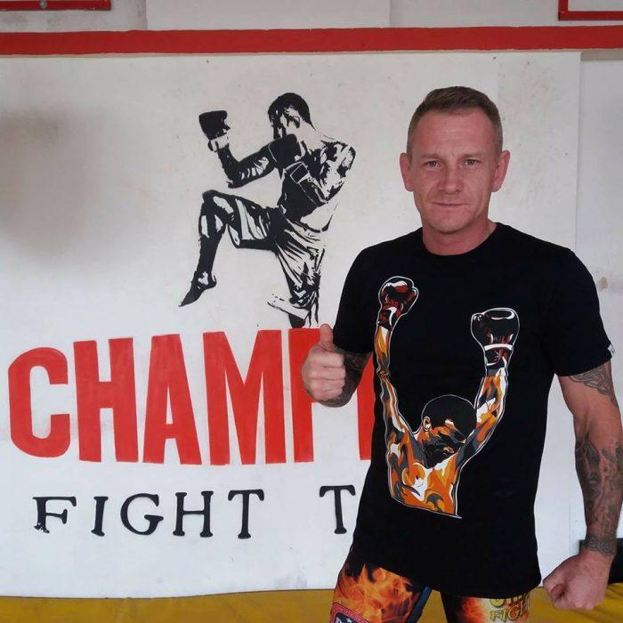 Sebastian Jagielski - koszulki champion Manwith Passion Paweł Worobiej WORO, McGregor