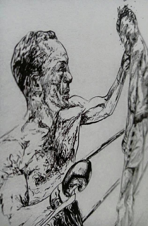 Szybka riposta Carmen Basilio od woro