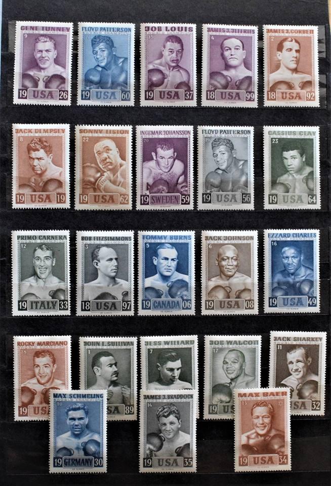 znaczki woro