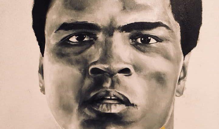 Muhammad Ali Manwith Passion Paweł WORO Worobiej