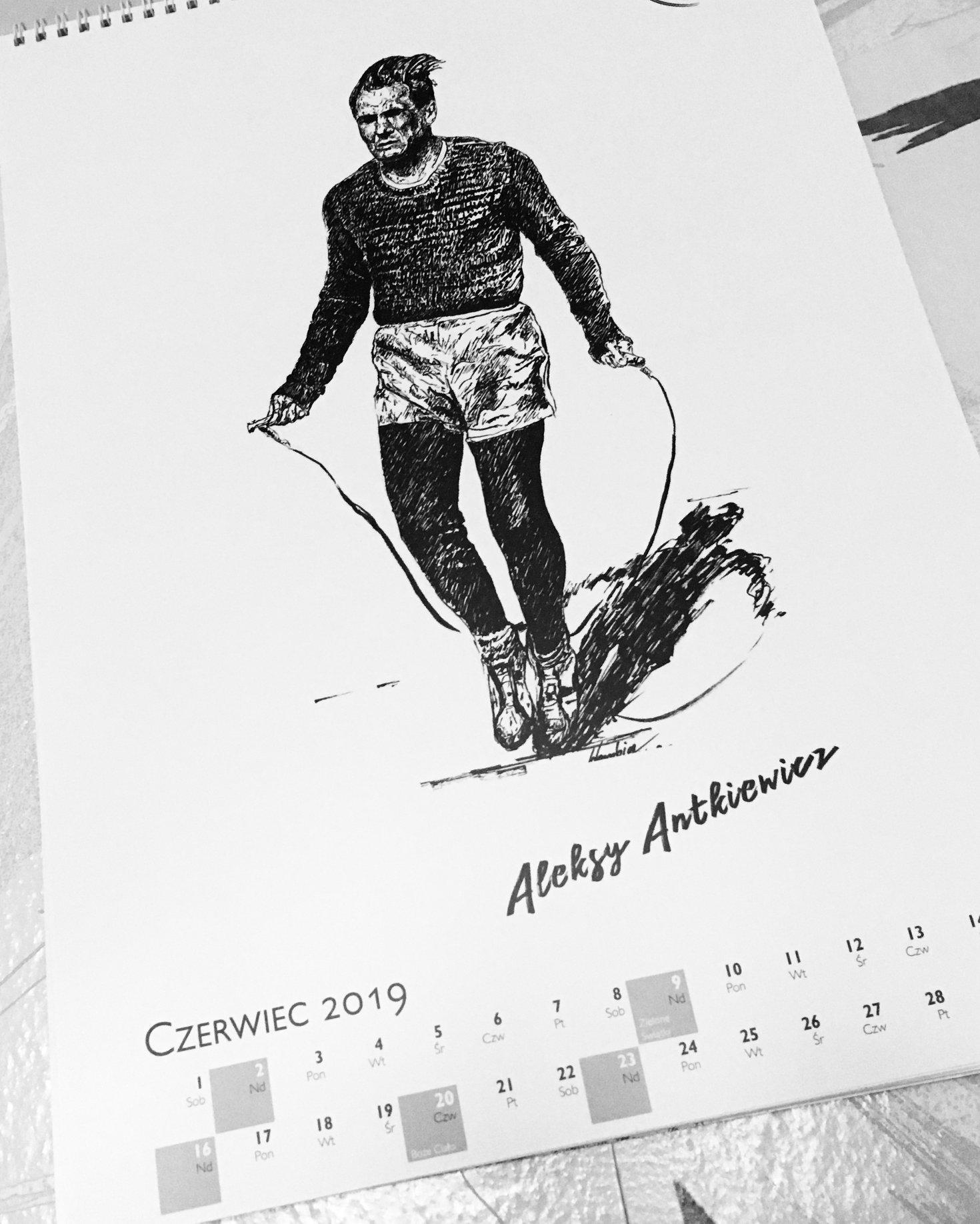 Aleksy Antkiewicz by WORO