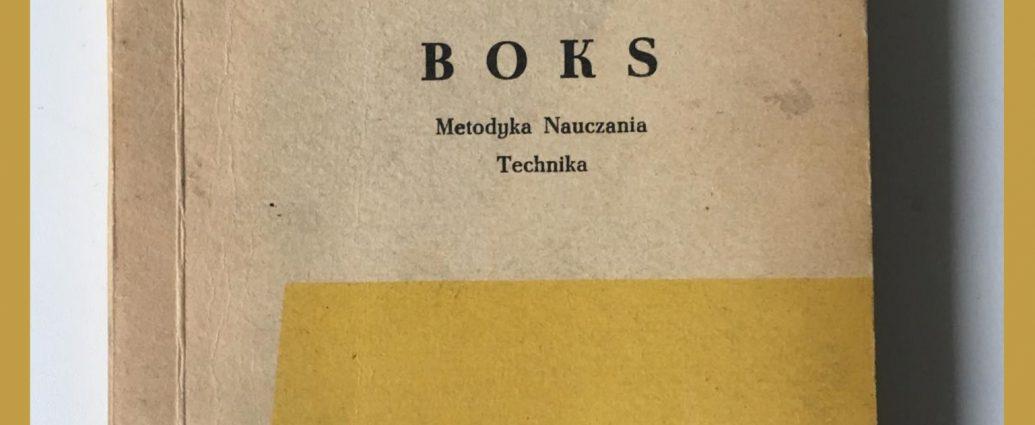 BOKS - Metodyka Nauczania - WORO Manwith Passion