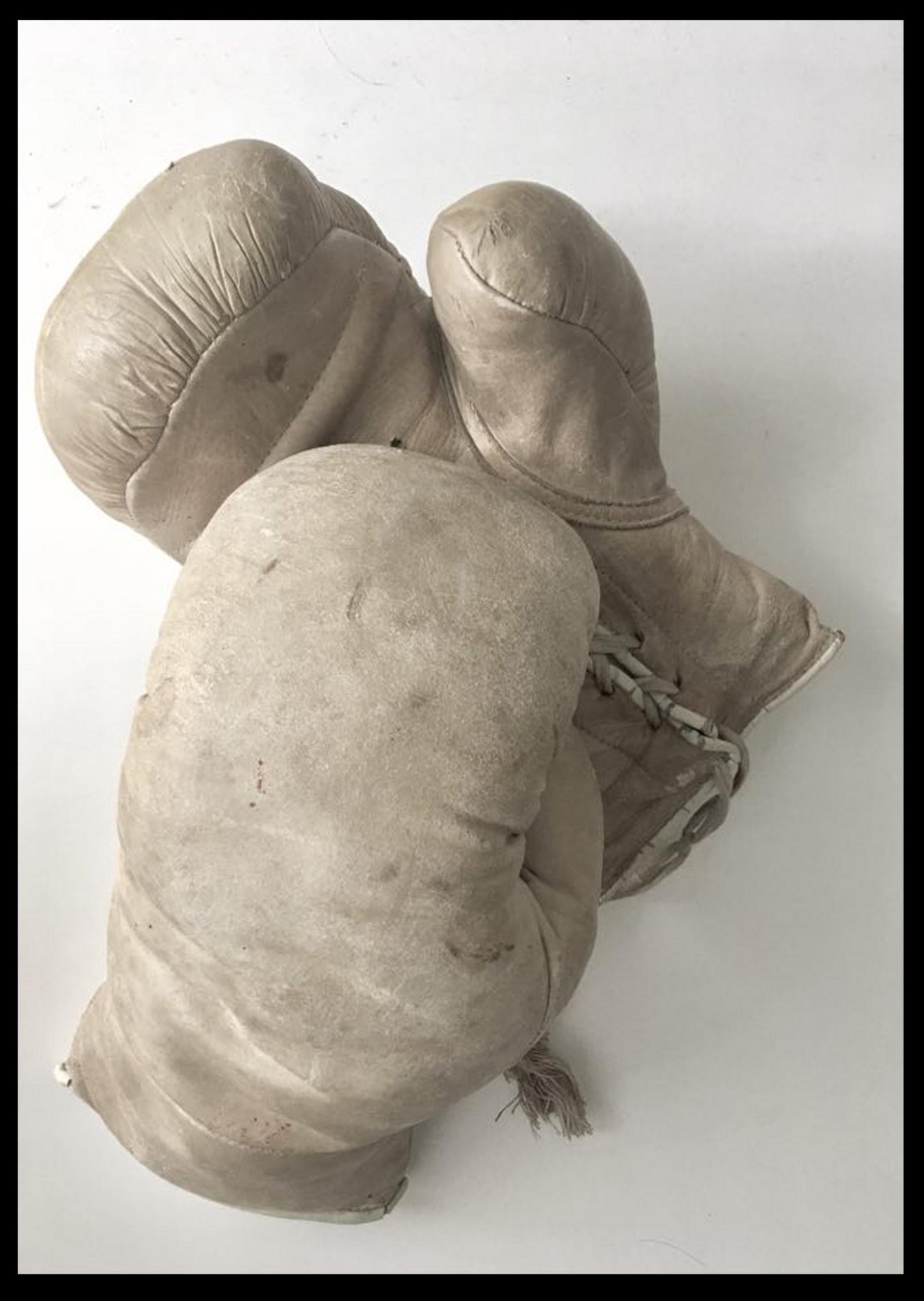 rękawice bokserskie - WORO Manwith Passion