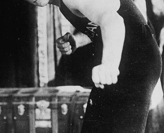 Stanisław Ketchel - WORO Manwith Passion