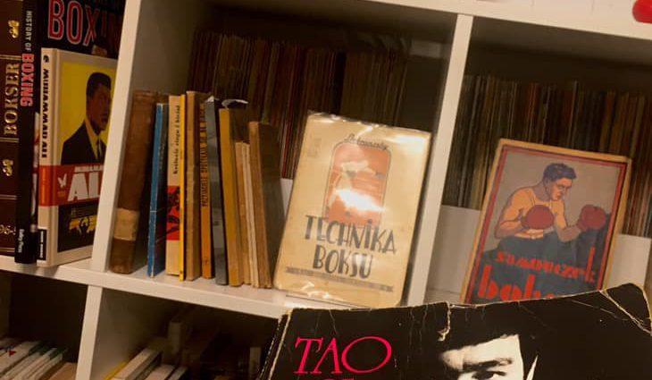Tao of Jeet Kune Do - Woro Manwith Passion