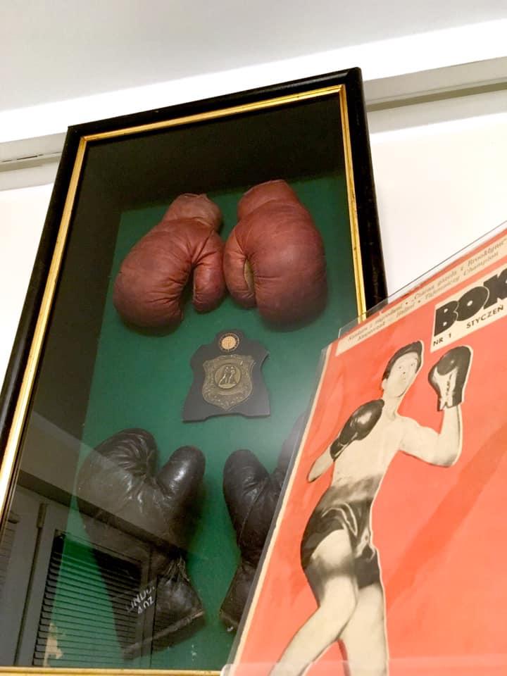 Rękawice z lat 50 w mojej kolekcji - WORO Manwith Passion